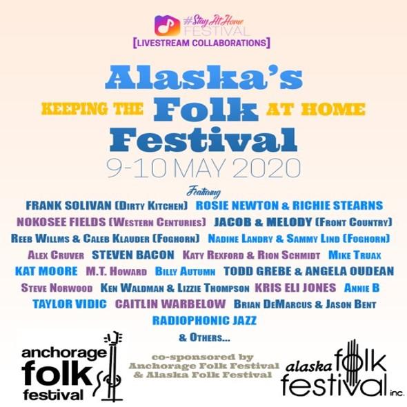 Alaska's Keeping the Folk at Home Festival