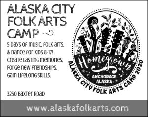 Alaska City Folk Arts Camp