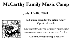 McCarthy Family Music Camp