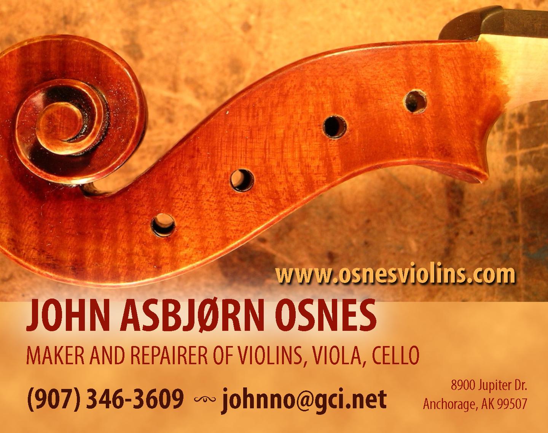 John Osnes ad